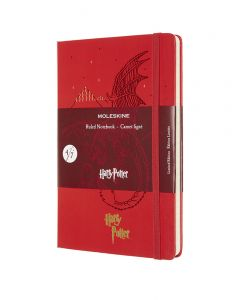 Moleskine Large Limited Edition Harry Potter Notebook - Dragon