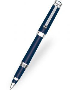 Montegrappa Parola Navy Blue Resin Rollerball Pen