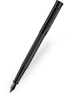 Otto Hutt Design 04 All Black Fountain Pen