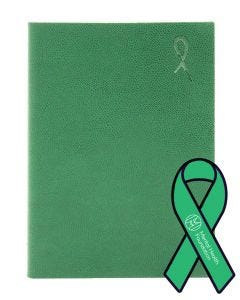 The Green Ribbon Journal in support of The Mental Health Foundation