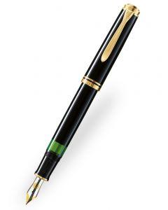 Pelikan Souverän M600 Black Fountain Pen