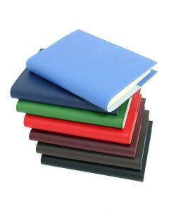 Sorrento Medium Refillable Leather Journal