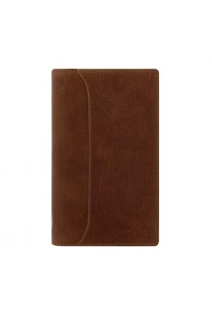 Filofax Lockwood Pocket Slim Organiser - Cognac