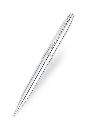Cross Stratford Pure Chrome Ballpoint Pen