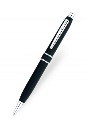 Cross Stratford Satin Black Ballpoint Pen