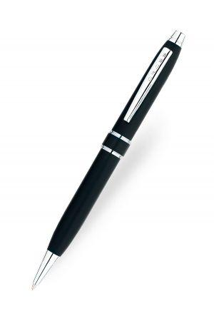 Cross Stratford Satin Black Ballpoint Pen