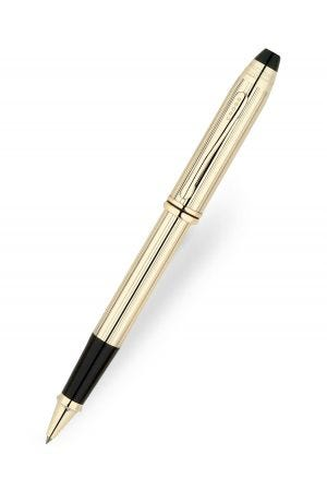 Cross Townsend 10 Carat Filled/Rolled Gold Rollerball Pen