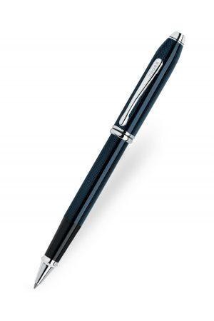 Cross Townsend Quartz Blue Lacquer Rollerball Pen