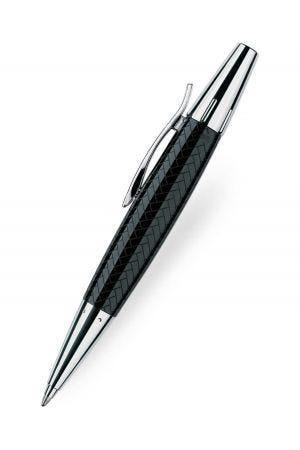 Faber-Castell Emotion Parquet Black Ballpoint Pen