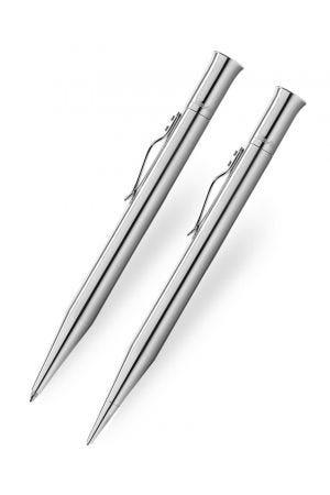 Laban 925 Sterling Silver Ballpoint & Pencil Set