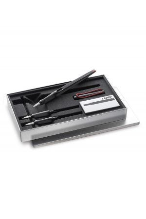 Lamy Joy Calligraphy Pen Set - Black & Red