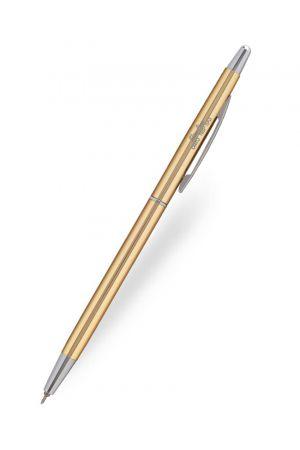 Ohto Slimline Gold Ballpoint Pen