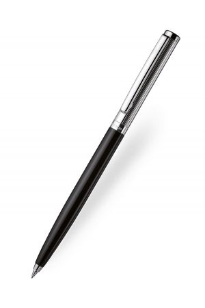 Otto Hutt Design 01 Pencil - Black/Silver