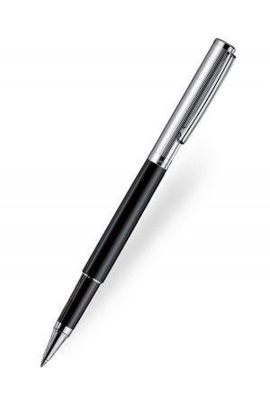 Otto Hutt Design 01 Rollerball - Black/Silver