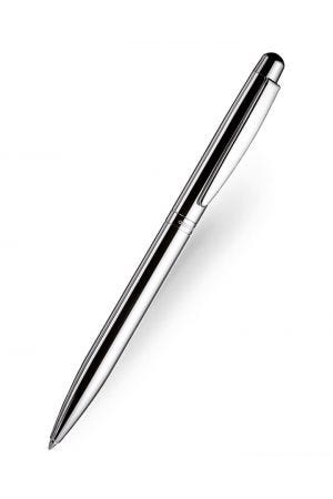 Otto Hutt Design 02 Ballpoint - Smooth Silver