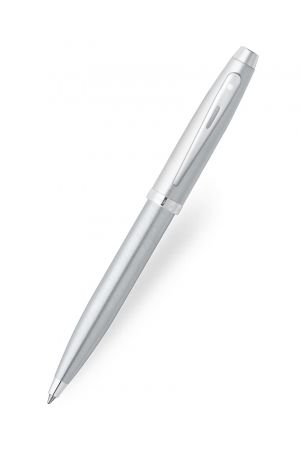 Sheaffer 100 Brushed Metal Ballpoint Pen