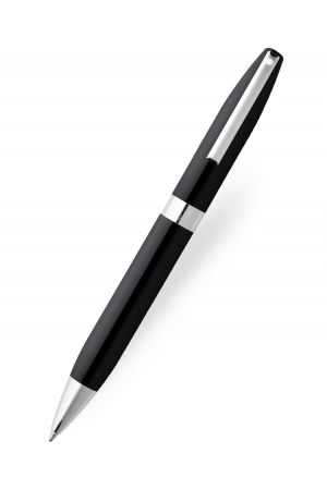 Sheaffer Legacy Heritage Black Laque with Palladium Plate Trim Ballpoint Pen