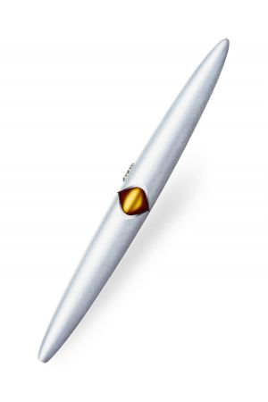 USUS Aluminium Magnetic Ballpoint Pen - Frosted orange