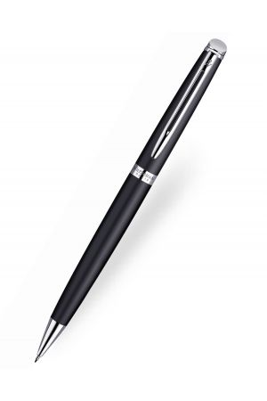 Waterman Hemisphere Matt Black Chrome Trim Mechanical Pencil