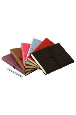 Amalfi Large Leather Journal