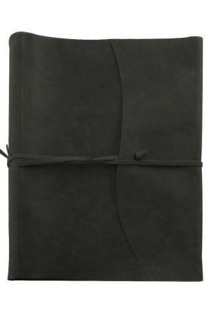Amalfi Extra Large Leather Photo Album - Black