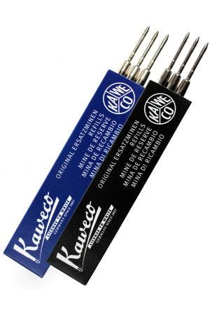 Kaweco Ballpoint Refill - Medium Point (Pack of 3)