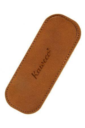 Kaweco Sport Eco 2 Pen Pouch - Cognac