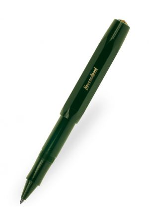 Kaweco Classic Sport Green Rollerball Pen