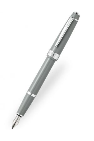 Cross Bailey Light Glossy Grey Fountain Pen