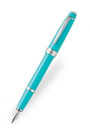 Cross Bailey Light Glossy Teal Fountain Pen