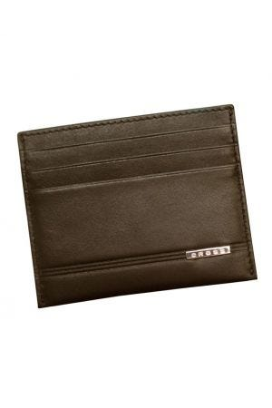 Cross Classic Century Credit Card Case - Brown