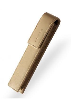 Cross Single Pen Case - Sand