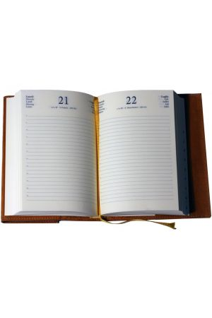 Small Refillable 2020 Diary Insert