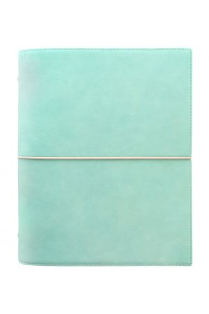 Filofax Domino Soft A5 Organiser - Duck Egg