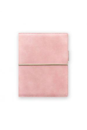 Filofax Domino Soft Pocket Organiser - Pale Pink