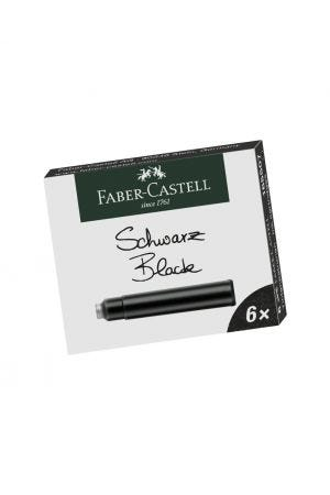 Faber-Castell Ink Cartridges (Pack of 6)