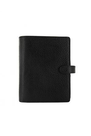 Filofax Finsbury Pocket Organiser - Black