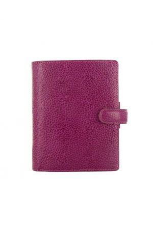 Filofax Finsbury Pocket Organiser - Raspberry