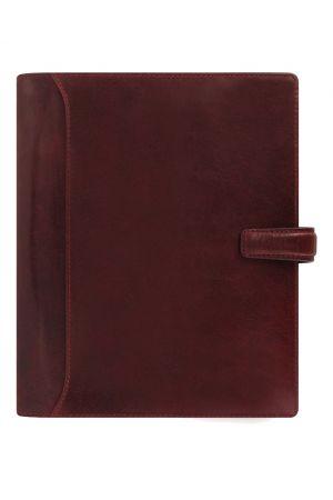 Filofax Lockwood A5 Organiser - Garnet