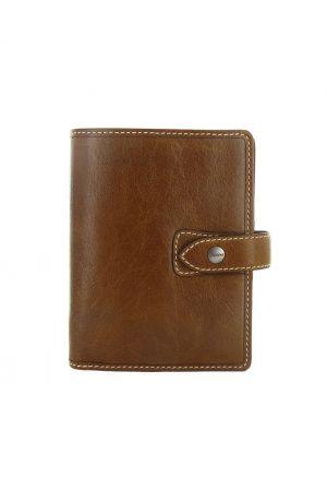 Filofax Malden Pocket Organiser - Ochre
