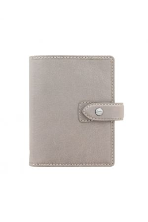 Filofax Malden Pocket Organiser - Stone