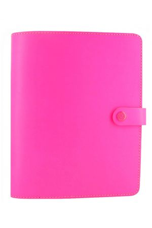 Filofax The Original A5 Organiser - Fluoro Pink