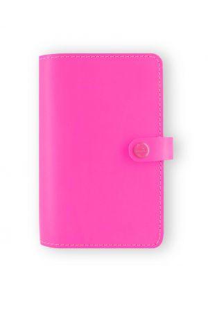 Filofax The Original Personal Organiser - Fluoro Pink
