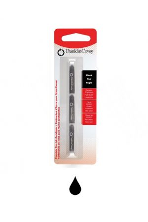 Franklin Covey Ink Cartridges (Pack of 3)