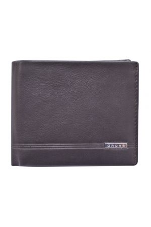 Cross Classic Century Over Flap Coin Wallet - Brown