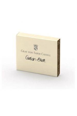 Graf von Faber-Castell Ink Cartridges (Pack of 6)