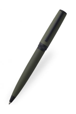 Hugo Boss Gear Matrix Khaki Ballpoint Pen