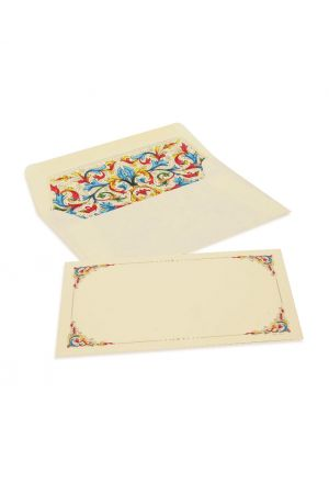 Kartos Set of 10 Large Cards & Envelopes - Florentia
