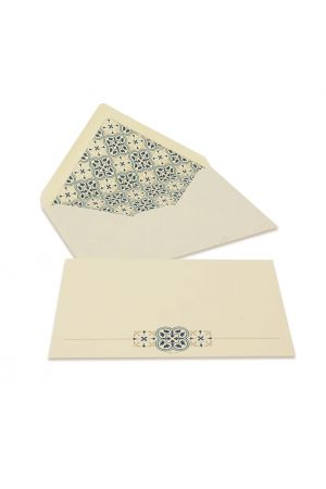 Kartos Set of 10 Large Cards & Envelopes - Quadrilobo