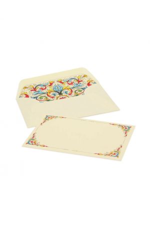 Kartos Set of 10 Medium Cards & Envelopes - Florentia